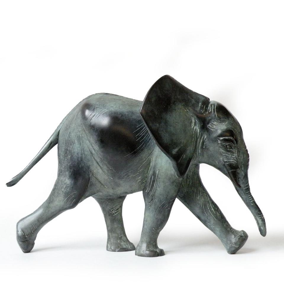 hetty heyster- olifantje